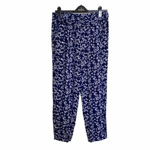 Justice floral joggers